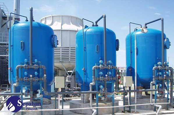 کاربرد فیلتر کربن فعال در تصفیه فاضلاب