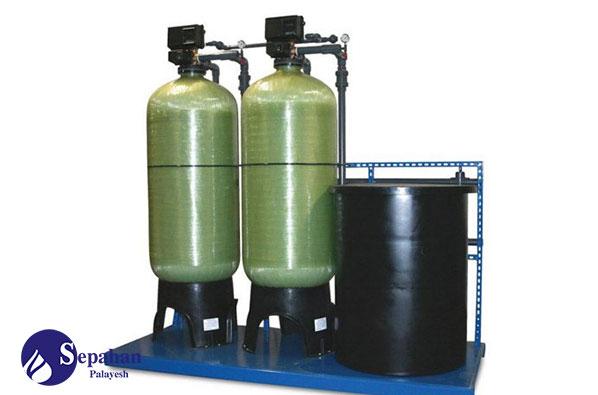 سختی گیر سختی گیر رزینی – انواع ، قیمت ، خرید و فروش دستگاه سختی گیر رزینی
