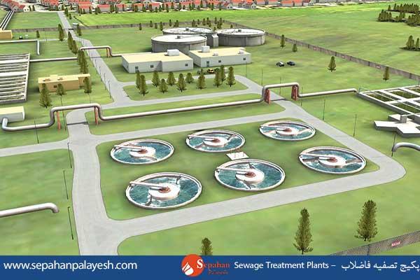 پکیجهای تصفیه فاضلاب (STP)- Sewage Treatment Plants