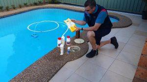 آب بندی استخر با رزین